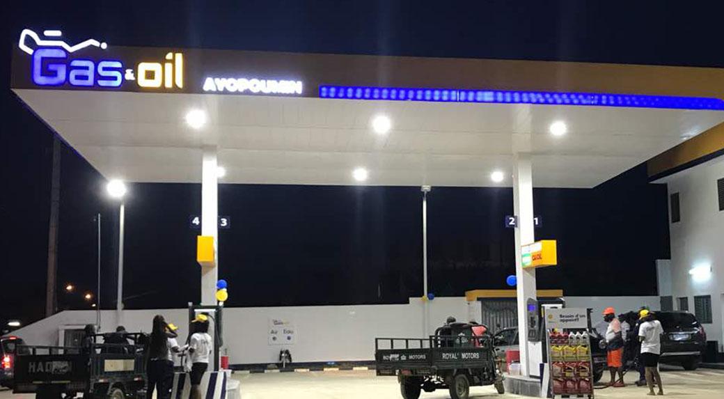 Inauguration de la Station Ayopoumin – Bingerville