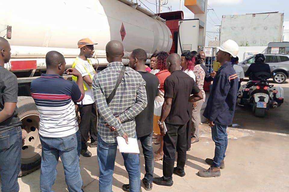 SEMINAIRE DE FORMATION DES SOUS-GERANTS DE GAS AND OIL